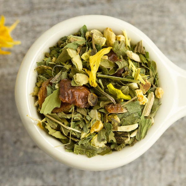 Loose Leaf Immunity Blend Herbal Tea #57