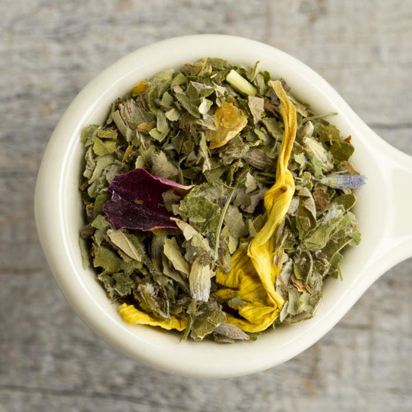 Loose Leaf Lavender Sunset Herbal Tea #80