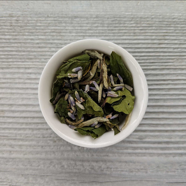 Lavender White Tea No. 118
