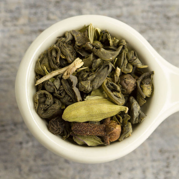 Loose Mint and Green Tea Chai #33