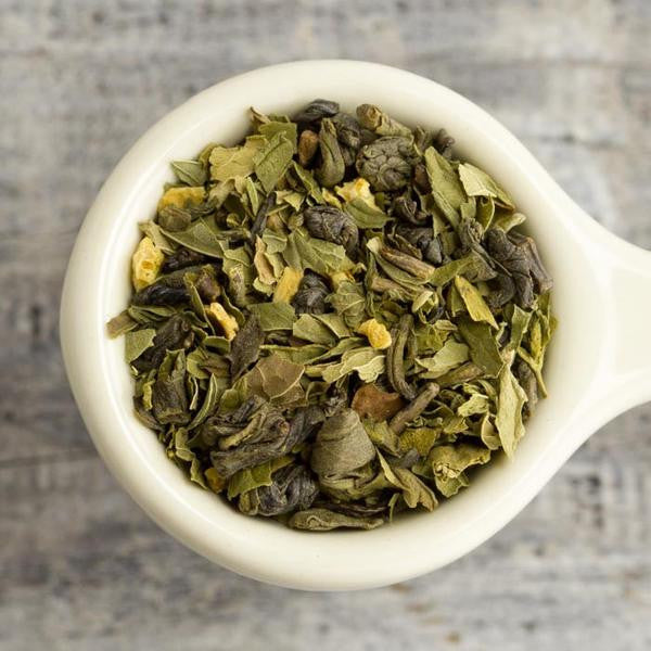 Organic Moroccan Mint Green Tea #25