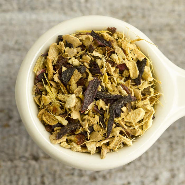 Loose Leaf Orange Zephyr Herbal Tea #55