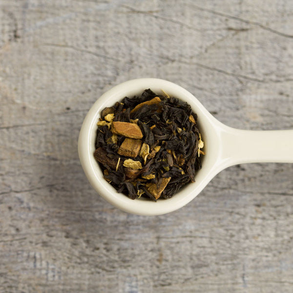 Organic Gingerbread Chai Loose Leaf Tea #121
