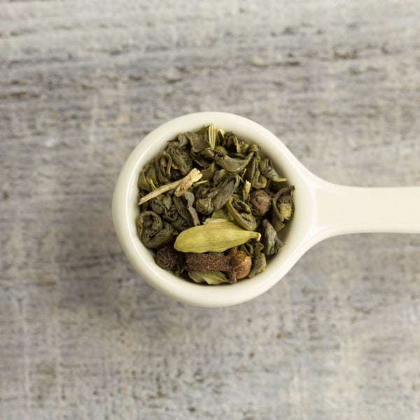 Organic Mint and Green Tea Chai #33