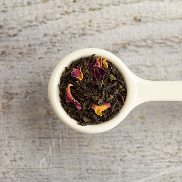 Rose Petal Black Tea #70