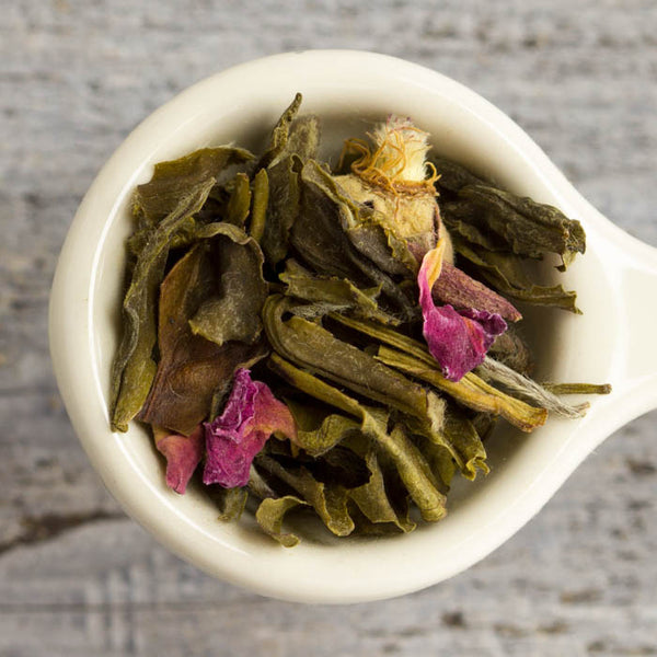 Loose Leaf Rose Peony Tea #66