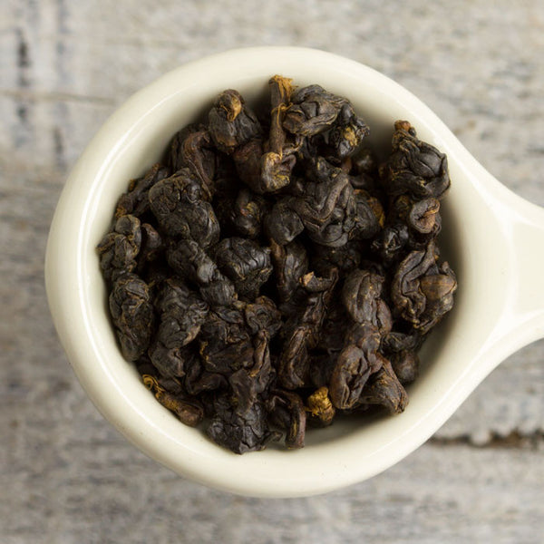 Loose Leaf Ruby Oolong Tea