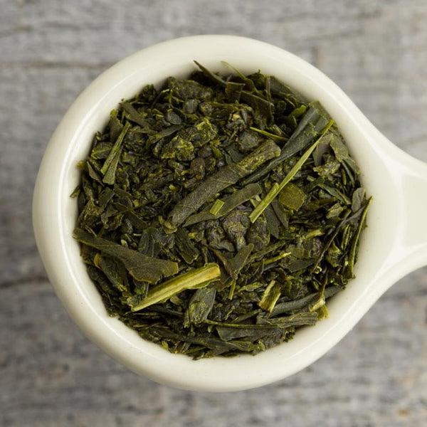 Loose Sencha Fukamushi Green Tea #105