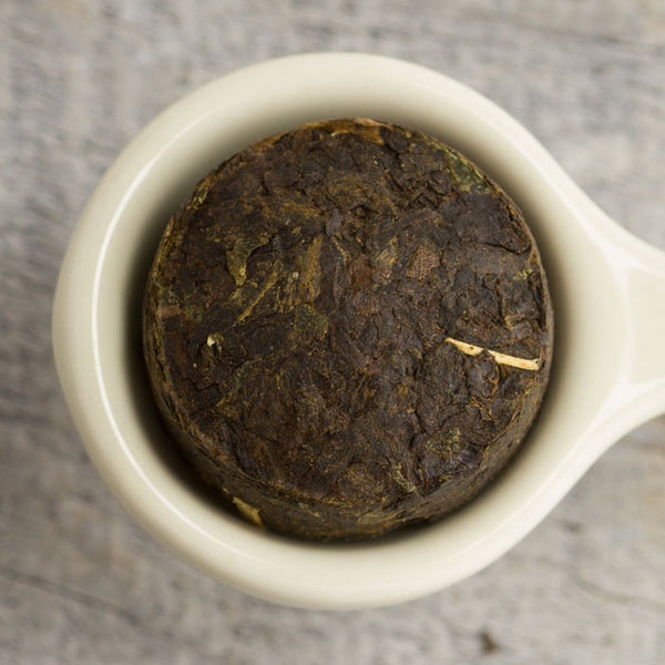 Organic Sticky Rice Puer Tea