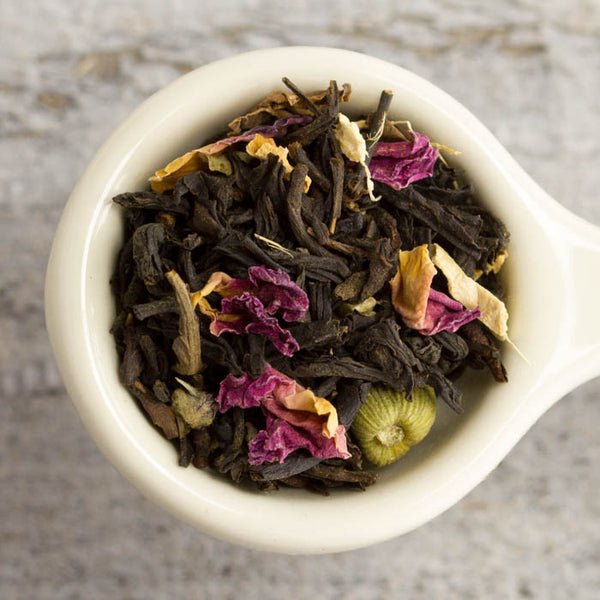Loose Leaf Vanilla Rose Chai #69