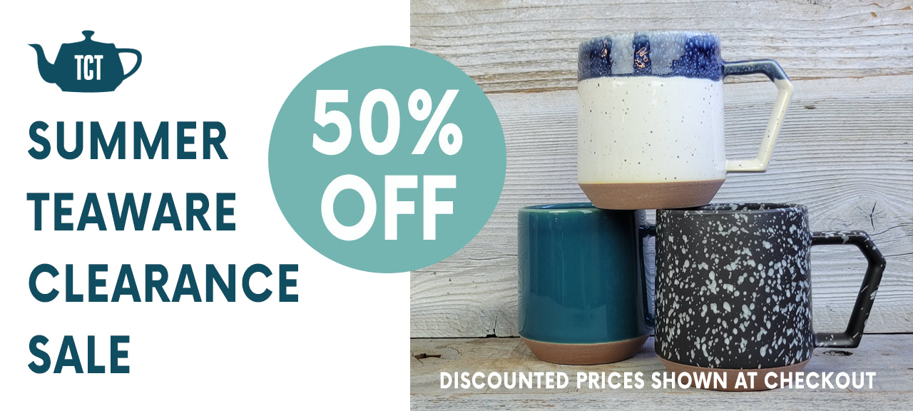 Order Tea Drinks Online for Pick Up at our Sellwood Tea Shop