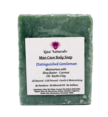 Man Cave Body Soap