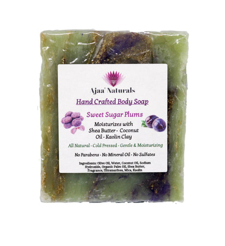 Sweet Sugar Plum Body Soap