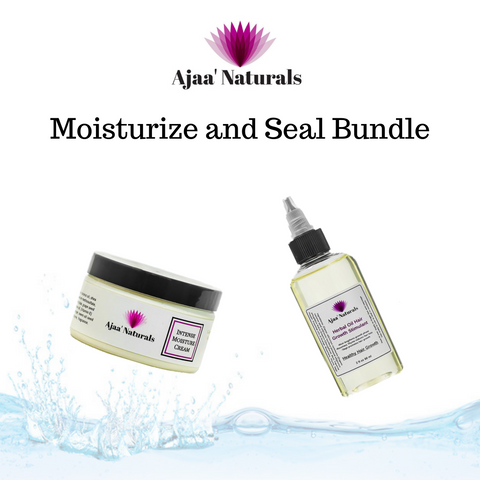 Moisturize and Seal Bundle