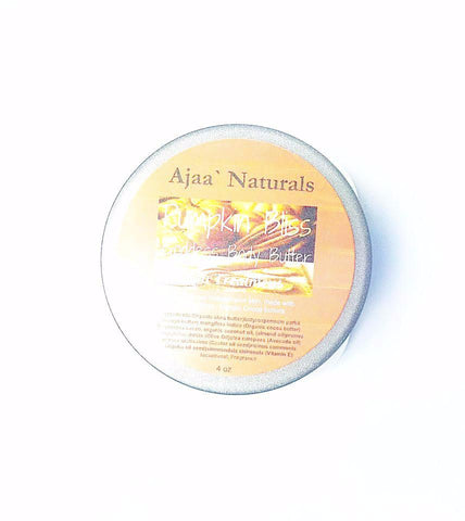 Pumpkin Bliss Body Butter