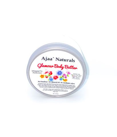 Glamour Body Butter