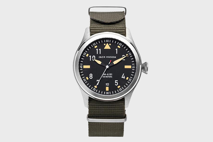 Jack Mason Aviator Watch