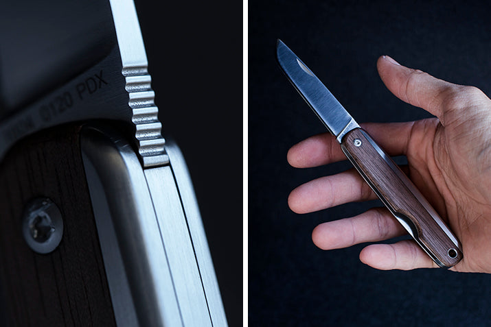 The Ultimate Guide To Knife Locking Systems | Gallantry