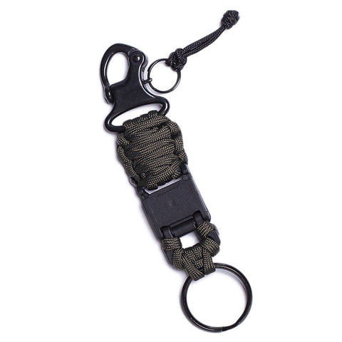 PMK Paracord Quick-Release Keychain