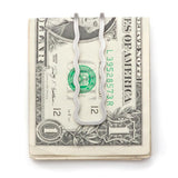 Wave Money Clip