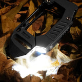 FL10 Titanium Carabiner Flashlight