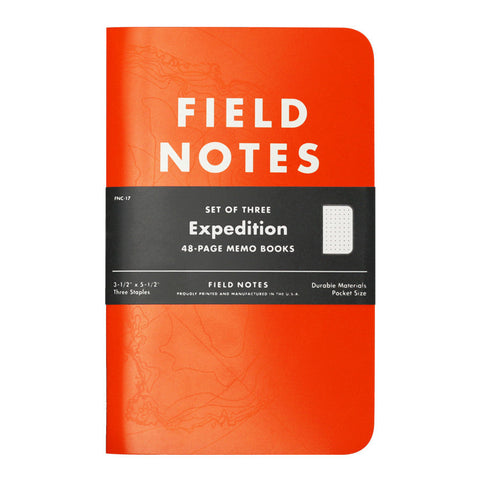 Expedition Pocket Notebook