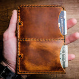 Leather Notebook Caddy 2.0