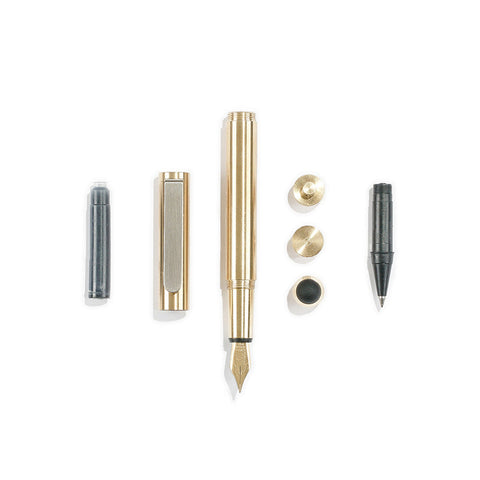 Modular Pocket Fountain Pen