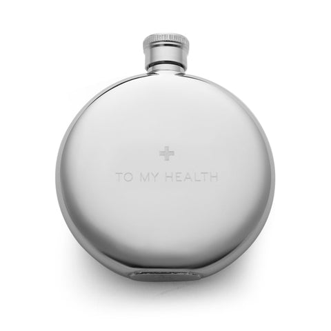 To My Health Flask