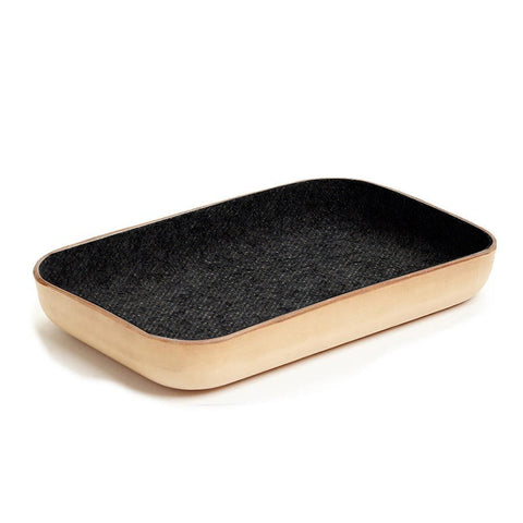 Kawabon Valet Tray Black Denim