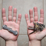 Keysmart Key Holder Titanium Edition