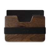 Poquito Slim Wood Wallet