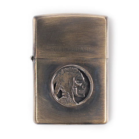 Hobo Nickel Zippo Lighter