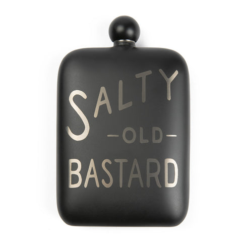 Salty Old Bastard Perdition Flask