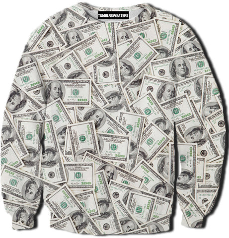 It's All About The Benjamins Sweater