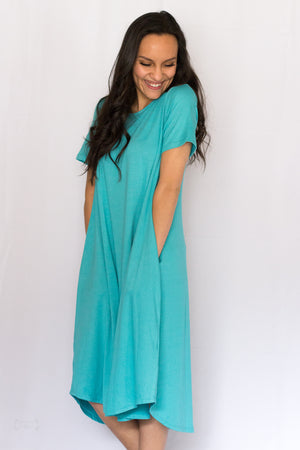 maxi trendy products dress long johnny swing