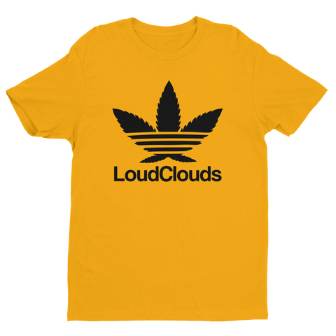 Image of Leafy Loudclouds T-shirt