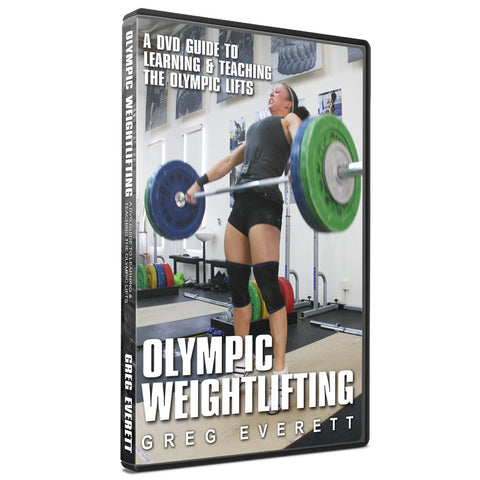 A Video Guide to Learning & Teaching The Olympic Lifts