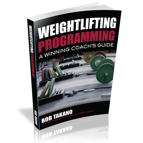 Weightlifting Programming: A Winning Coach's Guide