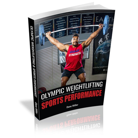 Olympic weightlifting books from catalyst athletics