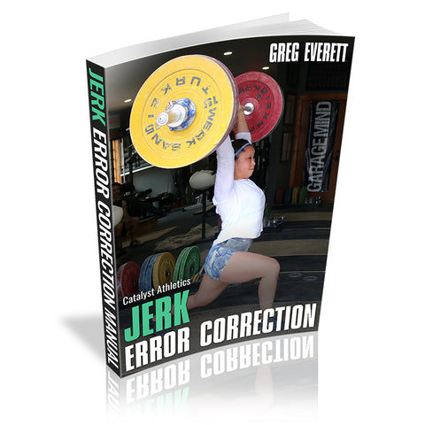 Jerk Error Correction Manual