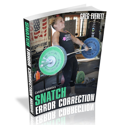 Snatch Error Correction Manual