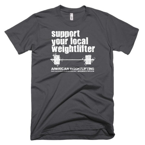 American Weightlifting Men's T
