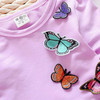 Butterfly Skirted Top and Pants