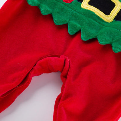 Santa's Design (Belt Print)_Conjoined Suit