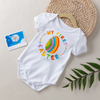 Baby Boy-Embroidered Design 'My 1st REaster Onesie