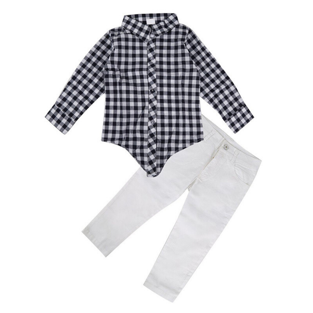 Toddler T-shirt  and Pant Set