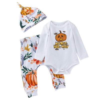 Baby Boy 3- Piece My 1st Halloween outfit!
