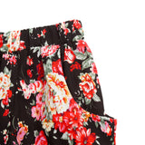 Girls T - shirt printing trousers three - piece