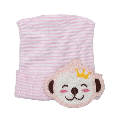2017 New Animal Standard Baby Knit Hat